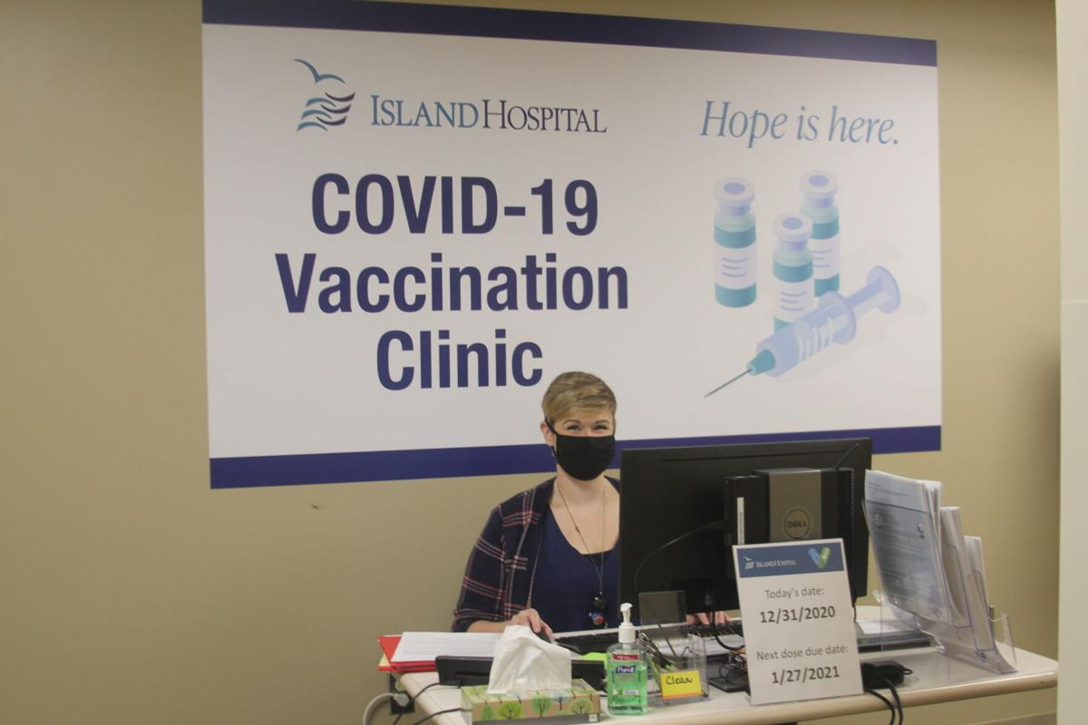 Island Hospital to book slots for vaccines