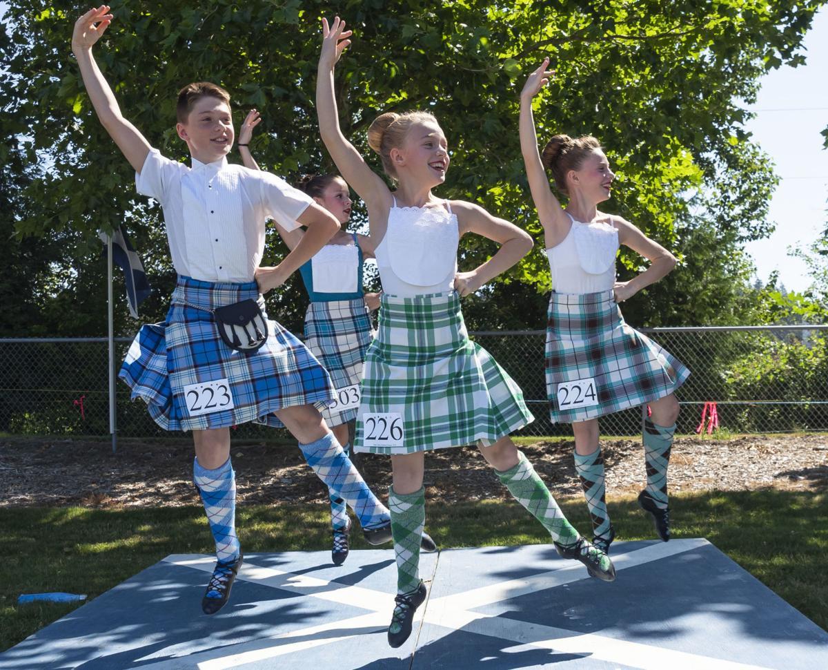 Highland Games and Celtic Festival