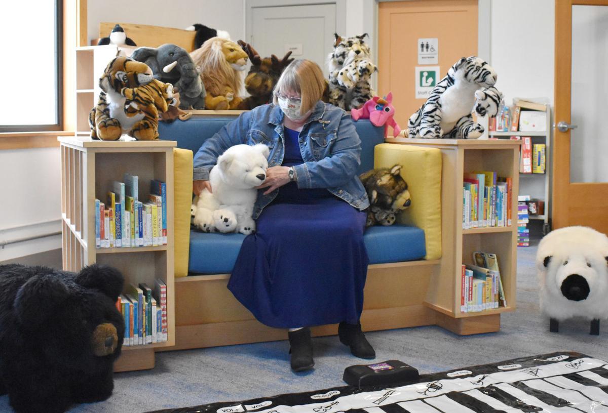New Upper Skagit Library