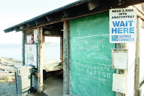 A Sense Of Place Guemes Island Local News Goskagit Com
