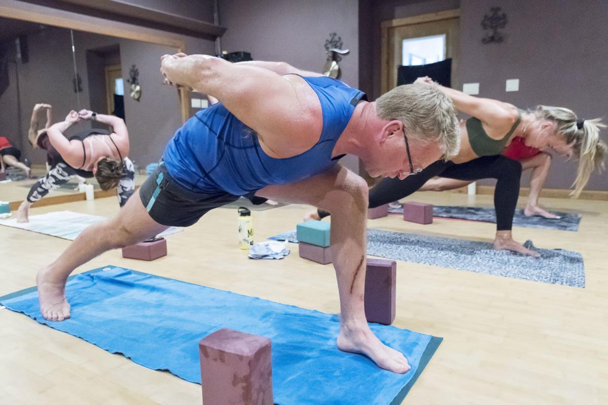 Scott Howe Yoga