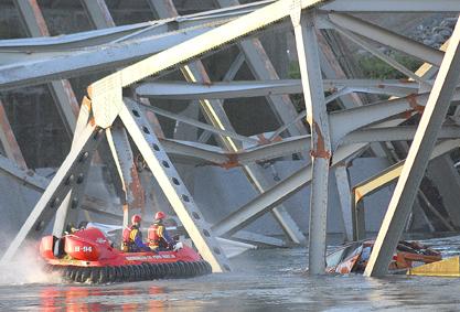 I-5 Bridge Collapse