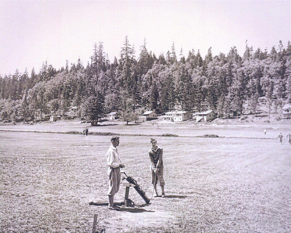 Golf in the 1930s