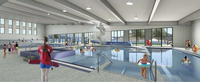 Proponents of new pool selling naming rights