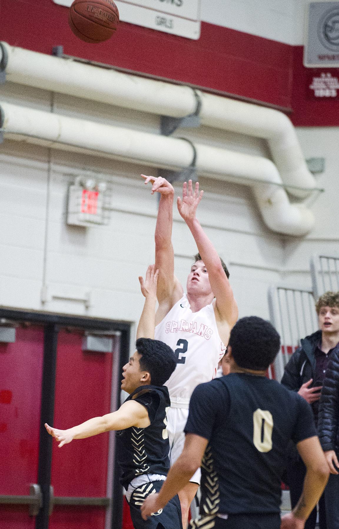 Boys Basketball: Lynnwood at Stanwood, 1.3.20