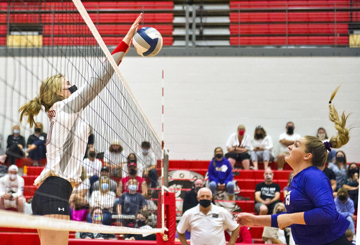 Stanwood volleyball, 9.7.21