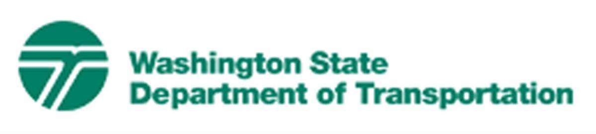 State WSDOT logo