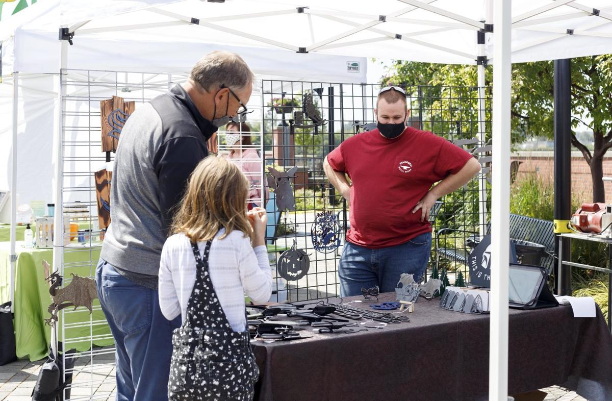 Mount Vernon Farmers Market Opening Day 2021