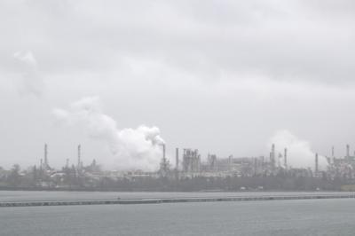 Marathon refinery