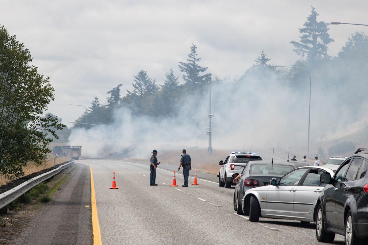 Incidents snarl traffic on Interstate 5, leave one dead | News