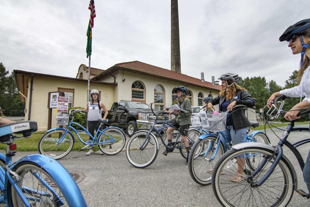 SWIFT Center bike ride