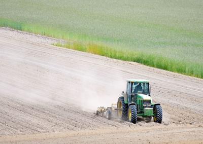 Tariffs impact local farmers
