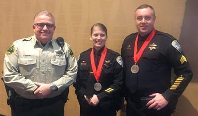 Stanwood police officers honored as Red Cross heroes   News