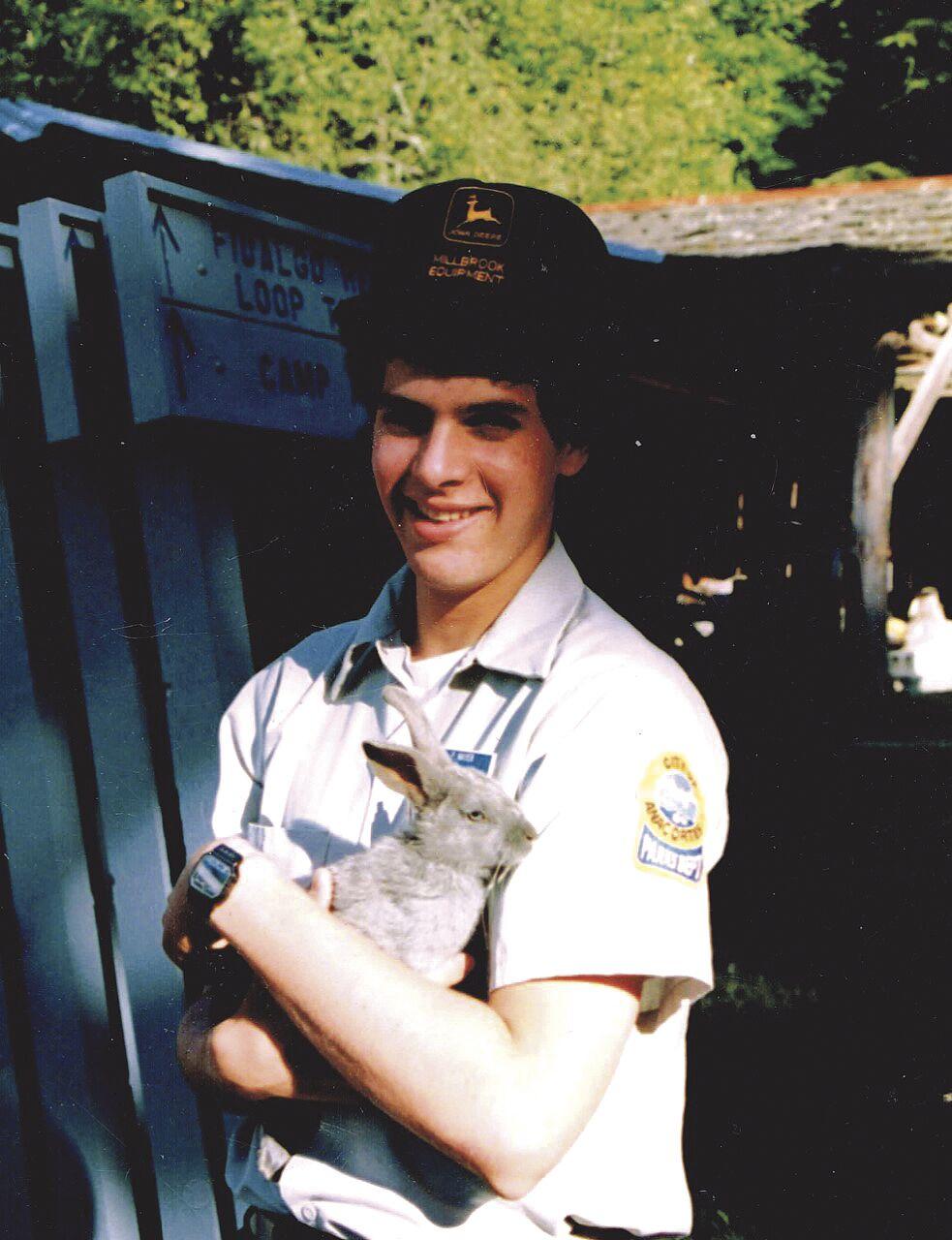 Peter Mayer, Washington Park 1987