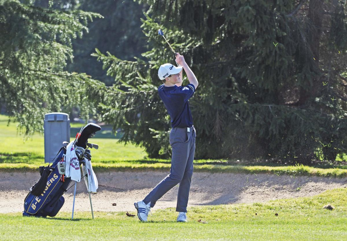 Boys' Golf at Skagit CC
