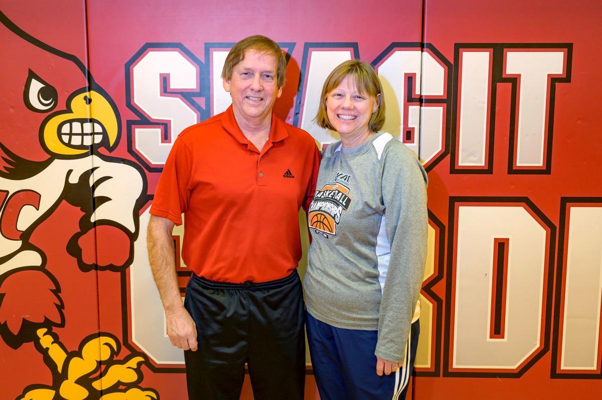 SVC women's basketball coaches