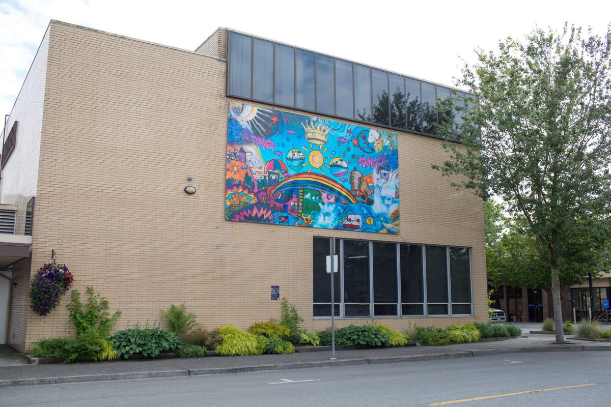 Voices of the Children mural