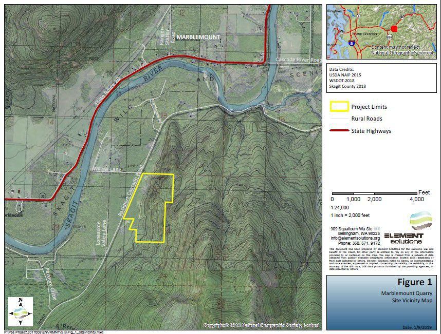 Mine expansion proposed near Marblemount | Local News
