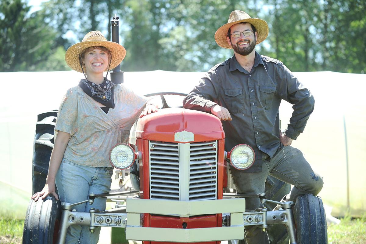 Couple embraces retail-based farming