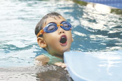 New Program Will Offer All Area 3rd Graders Free Swim Lessons News
