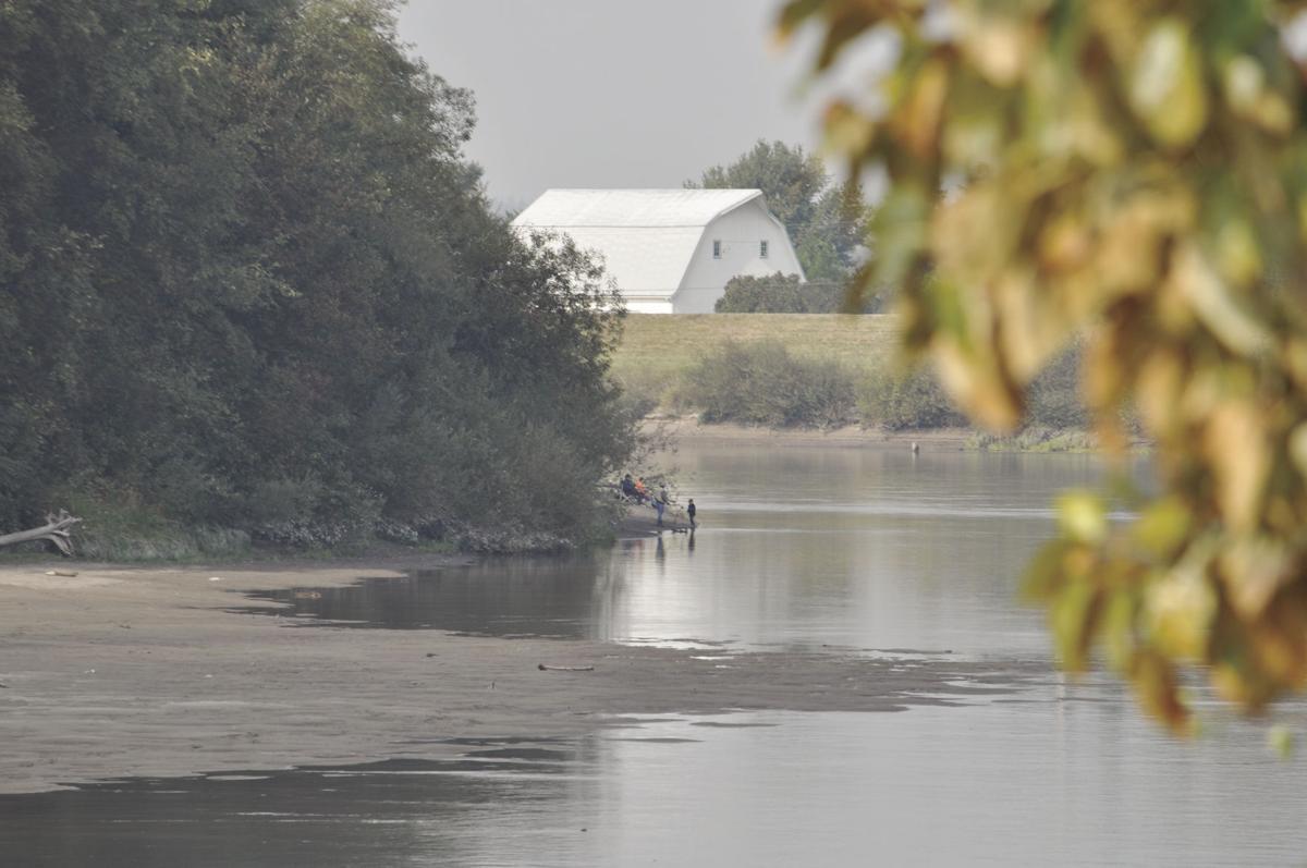 Skagit River by Patricia Krause
