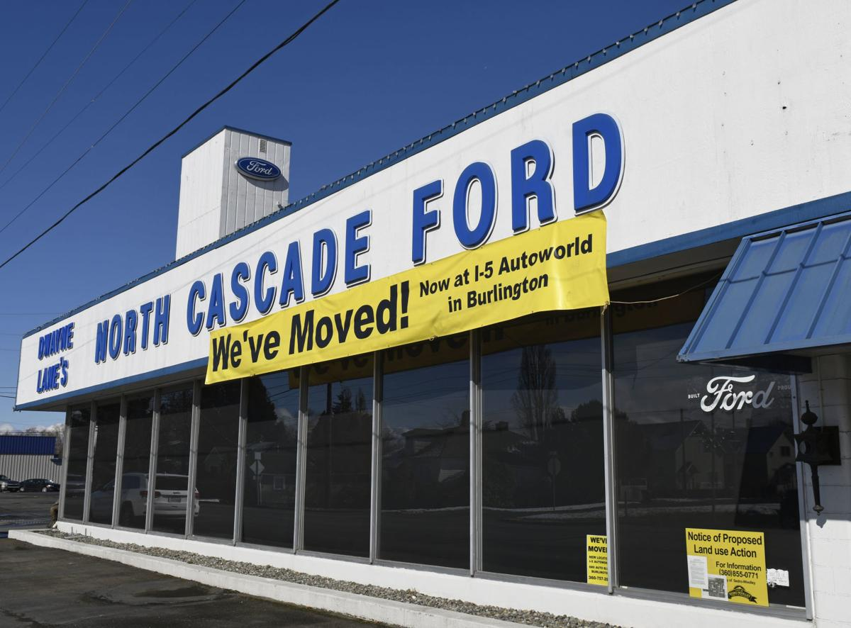 North Cascade Ford