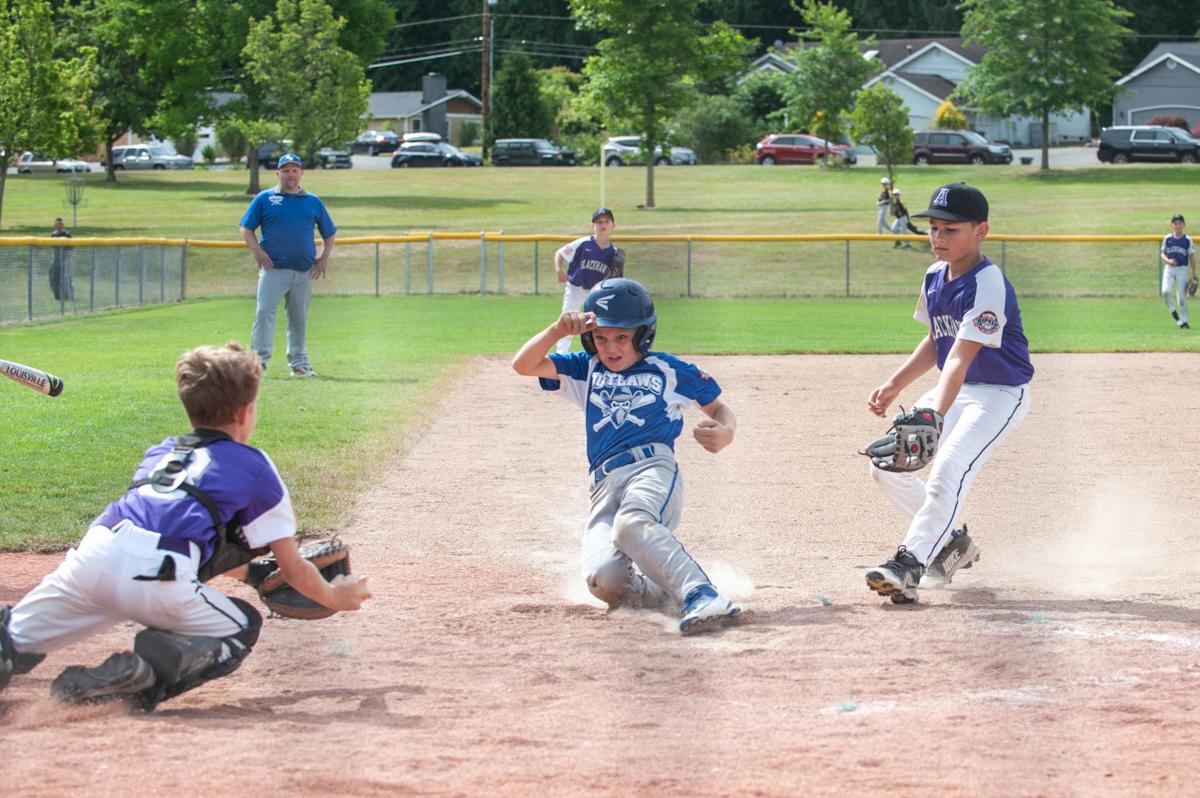 Cal Ripken Baseball Tournaments roll on | Sports | goskagit com