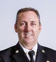 John Cermak - Stanwood Fire Chief