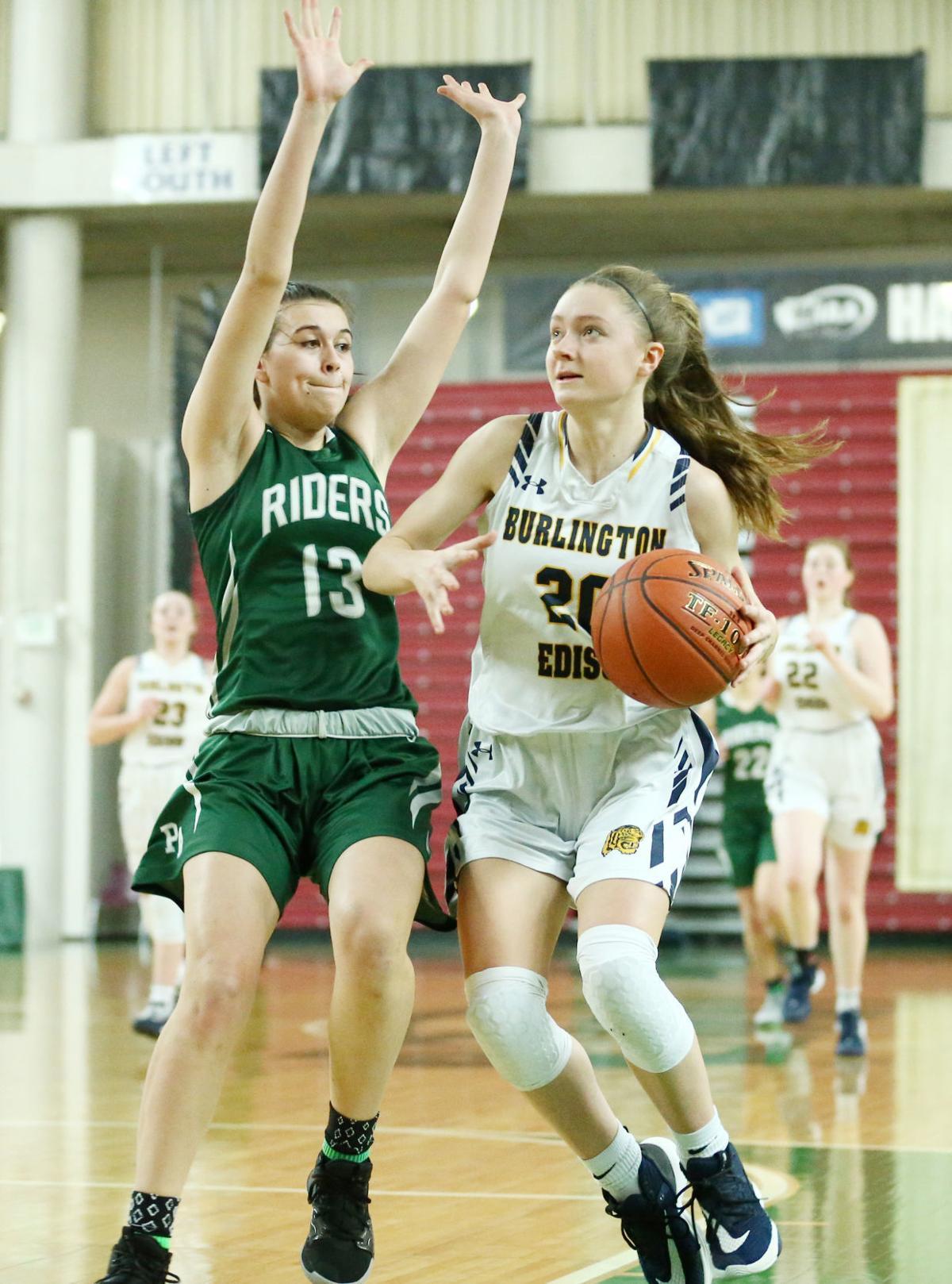 Burlington-Edison Girls' Basketball