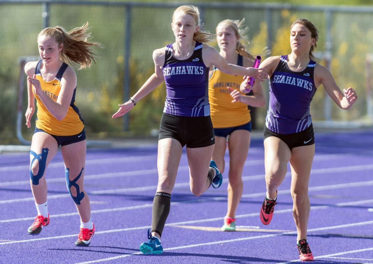 Anacortes BEHS track and field