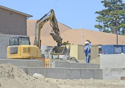 School constructrion