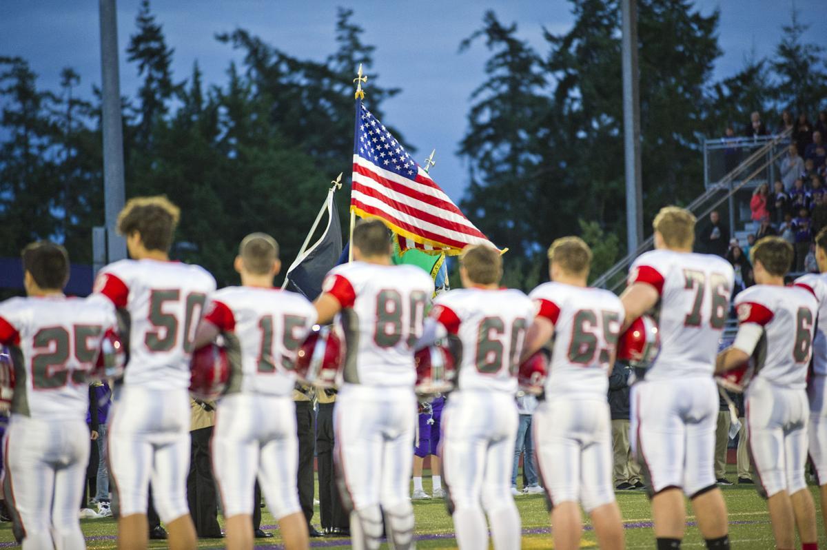 Football: Stanwood at Oak Harbor, 9.27.19
