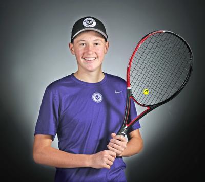 Boys' Tennis Player of the Year: Luke Rutz
