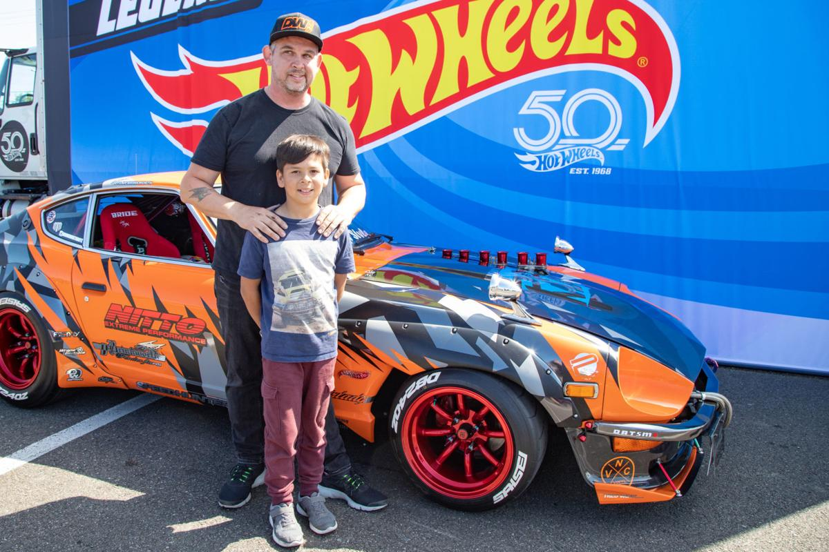 Hot Wheels tour wows young and old