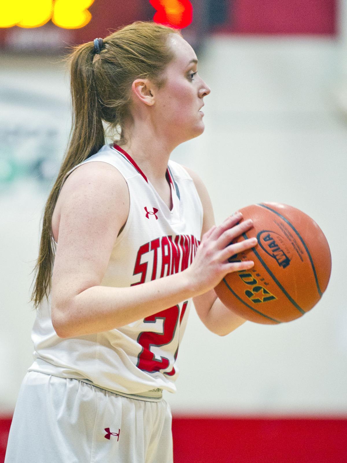 Girls Basketball: Kamiak at Stanwood, 12.26.18