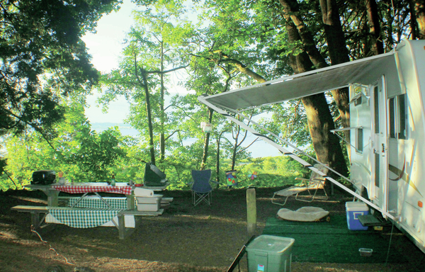 Top 10 local campgrounds