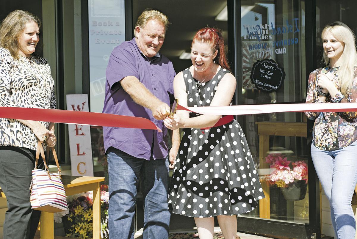 Island Girl Creative Studio opens