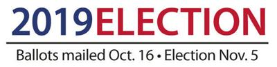 2019 election logo