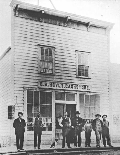 J. Sill Cash Store at Florence