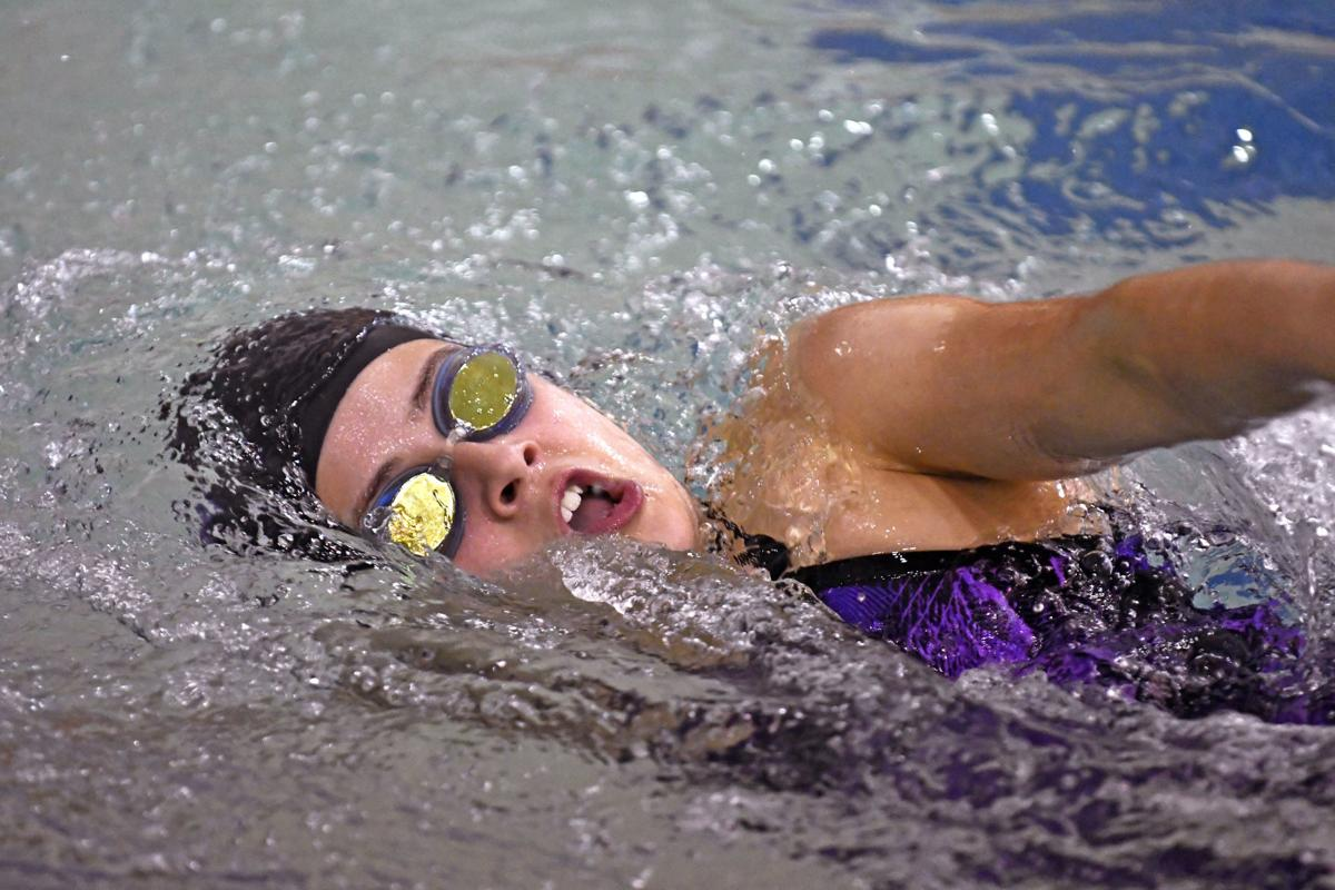 Anacortes Girls Swim Invite