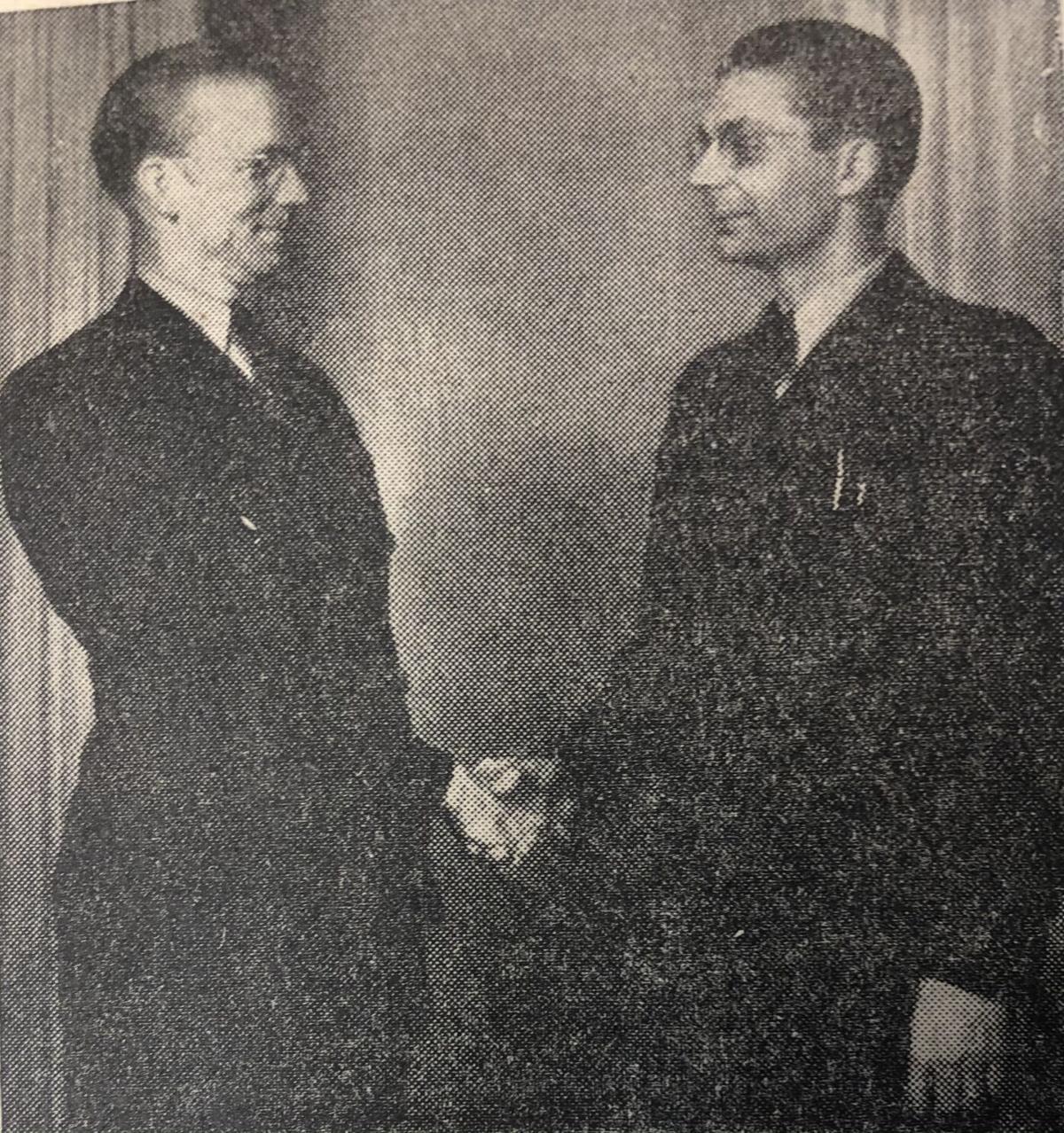 Edwin Johnson and Edwin C Johnson
