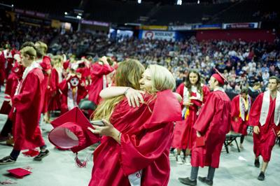 Stanwood High graduation, 6.19.19