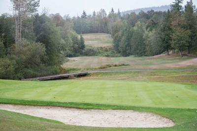 Empty Golf Course 01