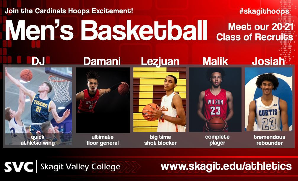Skagit Valley College Recruits