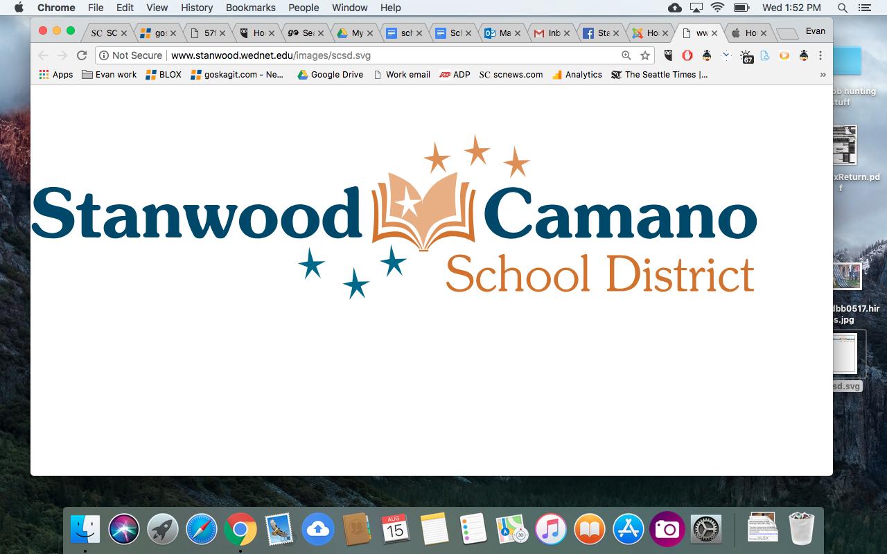 Stanwood Camano School District logo