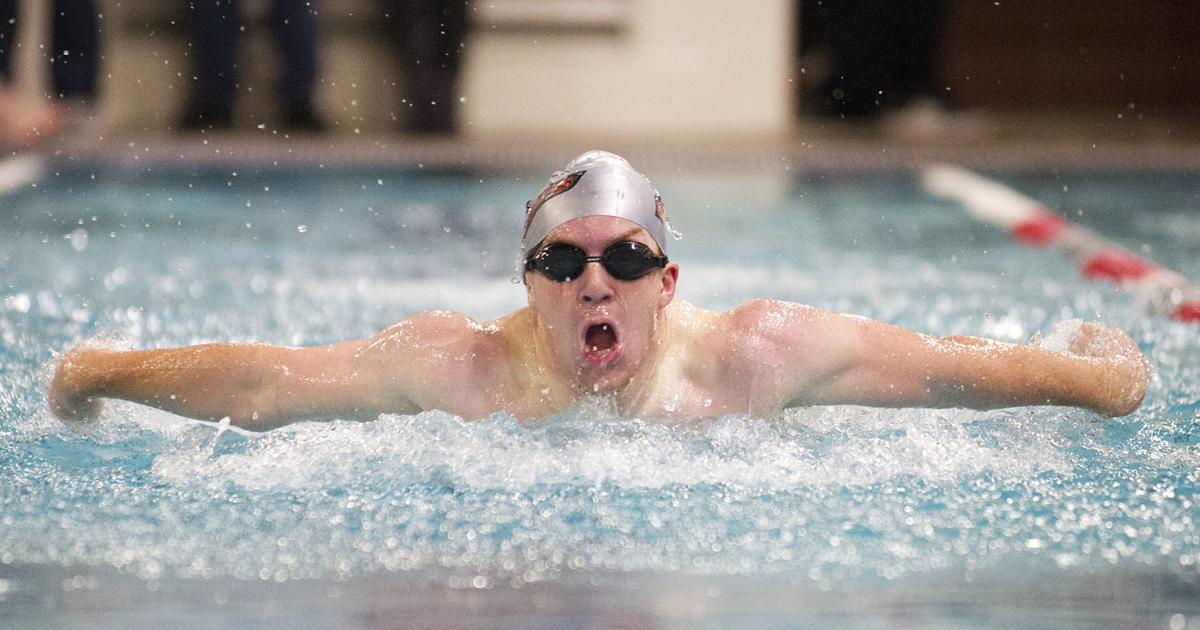 Boys swimming: Monroe at Stanwood, 12.10.19
