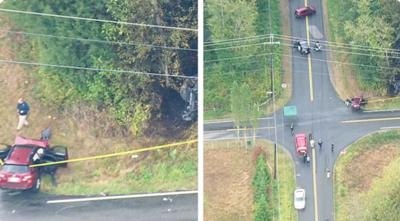 UPDATE: Fiery car accident kills one in Stanwood | News