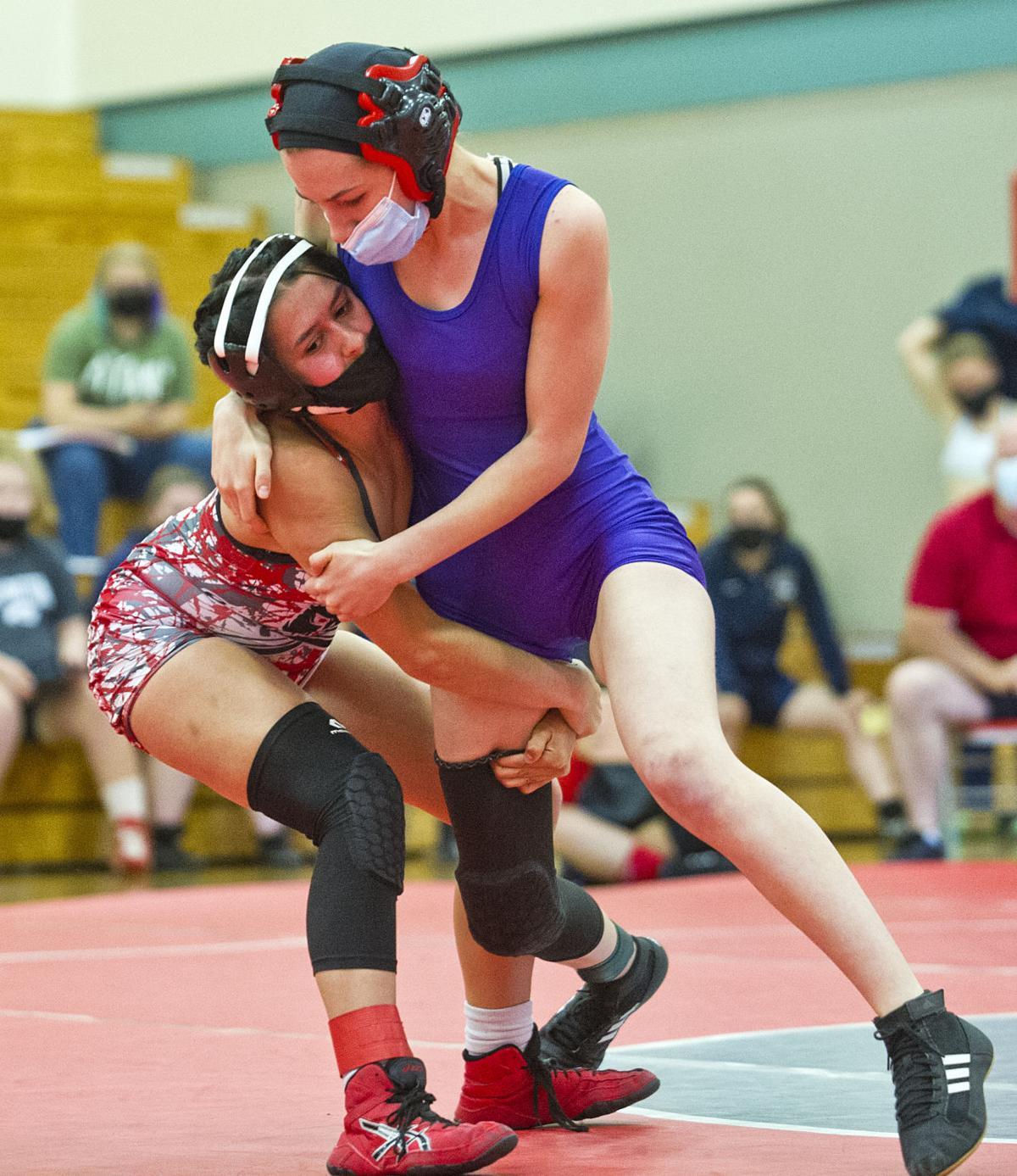 Stanwood girls wrestling, 6.2.21