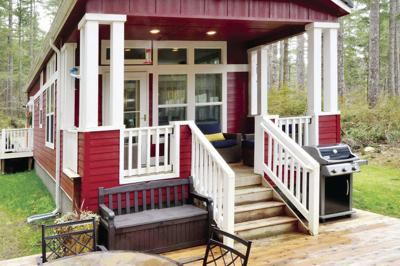 Small manufactured homes offer affordable safe living - Are modular homes safe ...