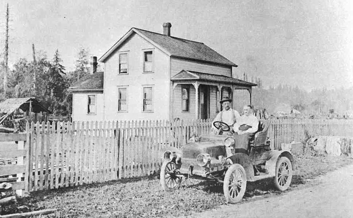 Cars in 1910
